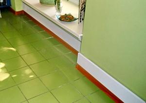 Soe põrandaliist